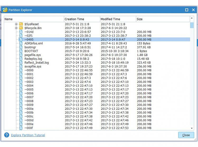 Click image for larger version.  Name:MiniTool drive C files.jpg Views:4 Size:155.4 KB ID:137912