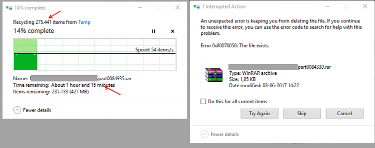 Explorer: deleting files-How to skip 'An unexpected error' by default?-snagit-03062017-170905-copy.png