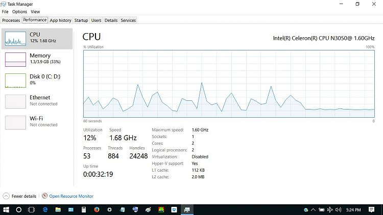 Click image for larger version.  Name:after clean boot performance graph in use.jpg Views:6 Size:164.1 KB ID:142649