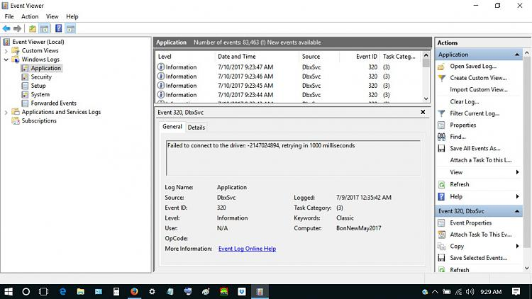 Click image for larger version.  Name:7 10 driver event viewer.jpg Views:3 Size:205.4 KB ID:143330