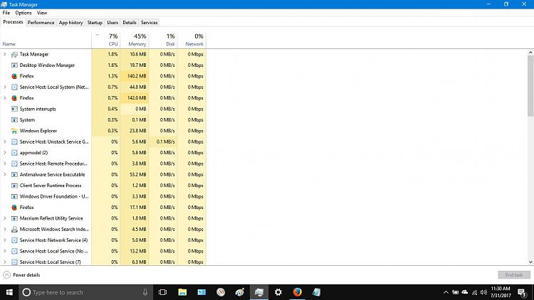 Click image for larger version.  Name:7 31 11am task mgr processes.jpg Views:2 Size:168.1 KB ID:146462