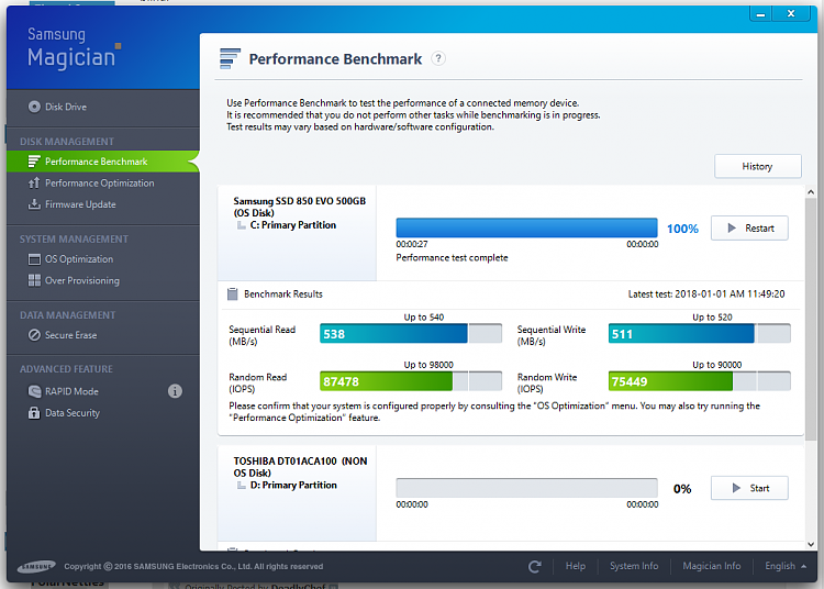 Click image for larger version.  Name:Magician benchmark.PNG Views:6 Size:112.1 KB ID:170383