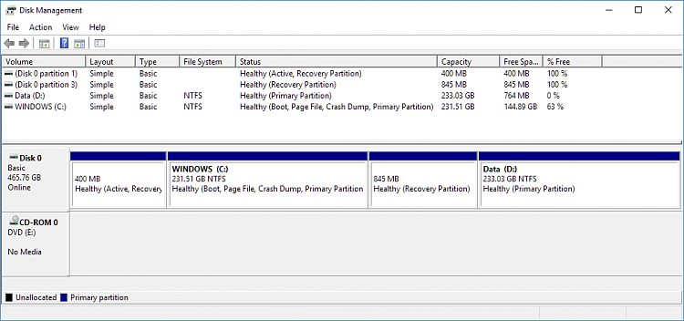 Click image for larger version.  Name:My Disk mgmt screen.PNG Views:2 Size:30.9 KB ID:171450