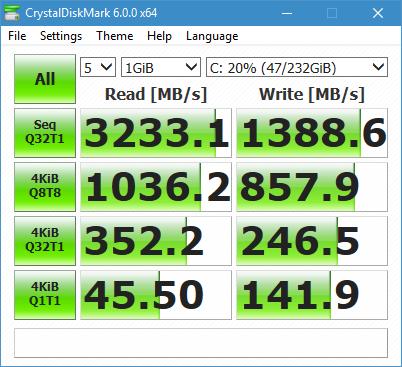 Samsung 960 EVO NVMe performance    Solved - Windows 10 Forums