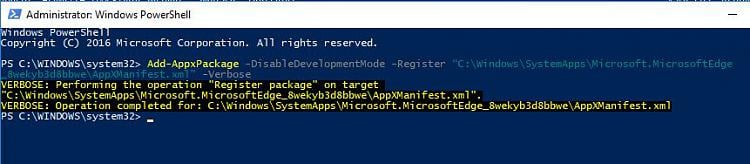 Click image for larger version.  Name:Edge-Administrator_ Windows PowerShell.jpg Views:4 Size:34.4 KB ID:176656