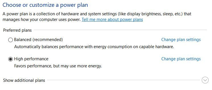 Add Power Plans to Dell Laptop Solved - Windows 10 Forums