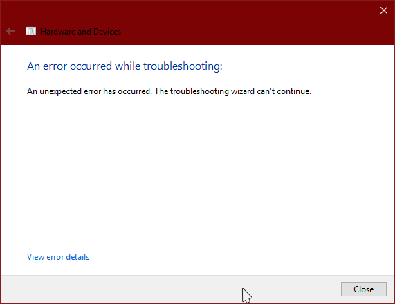 Click image for larger version.  Name:error troubleshot hardware device.png Views:49 Size:8.1 KB ID:178017