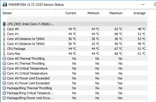 Cpu going  40- 50 ghz at 20 percent cpu! - Windows 10 Forums