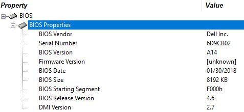 Dell Bios Update for Sceptre Slower Login - Windows 10 Forums