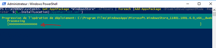 cannot disable appx deployment service