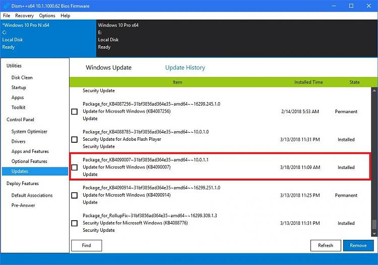 DISM Error: 6701    Solved - Page 2 - Windows 10 Forums