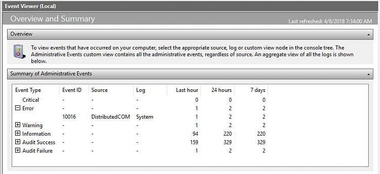 error system settings broker.exe