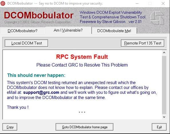 DistributedCOM Error  Solved - Windows 10 Forums