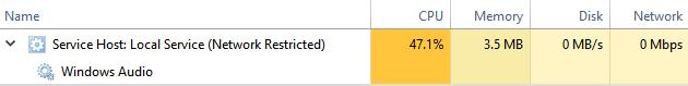 Service Host: Local Service (Network Restricted) High CPU usage?-sdsdasdasd.png