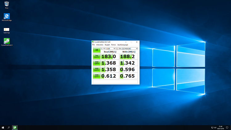 Windows 10 clean install laggy and slow-crystaldiskmark.png