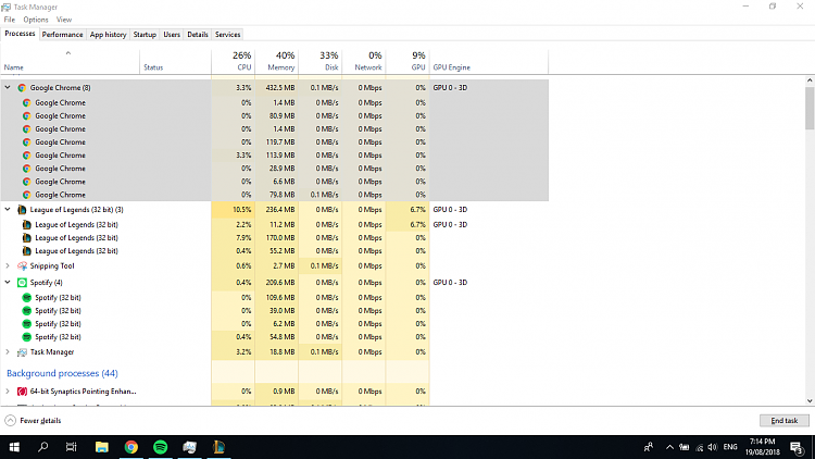 Computer randomly running slow for no apparent reason
