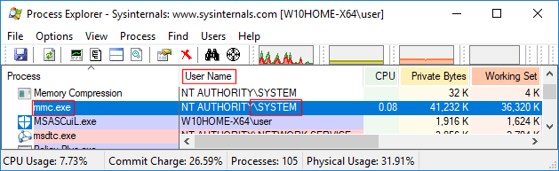 Disabling protected tasks in TaskSchd.msc...? - Windows 10 Forums