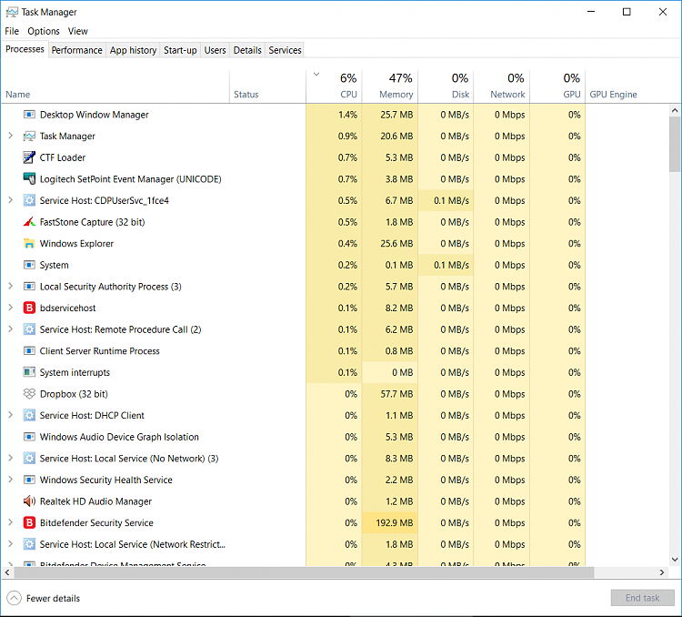 Why is my Win10 PC running so slow? - Windows 10 Forums