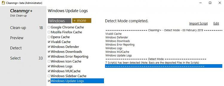 Click image for larger version.  Name:Cleanmgr+ beta 2.jpg Views:1 Size:64.5 KB ID:223082