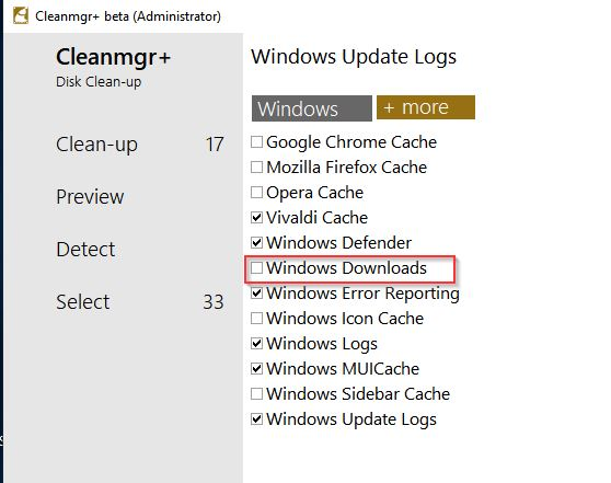 Disk Cleanup is Broken.. How Do I Fix It?-cleanmgr-beta-4.jpg
