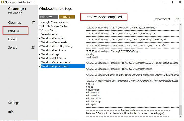 Click image for larger version.  Name:Cleanmgr+ beta 5.jpg Views:1 Size:127.2 KB ID:223087