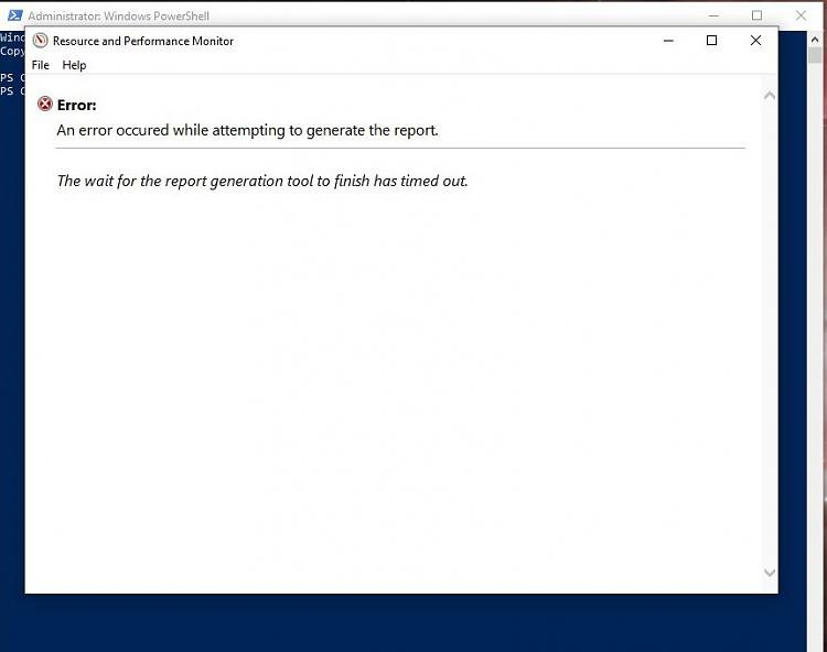 The command: ' perfmon /report ' is timing out/not completing-screenshot_08.jpg