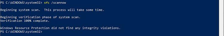 The command: ' perfmon /report ' is timing out/not completing-screenshot_10.jpg
