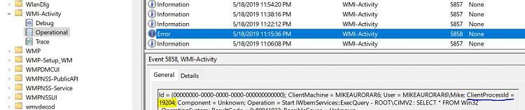 WMI Provider host taking up 60% CPU, computer almost unusable-wmiactivityerror.jpg