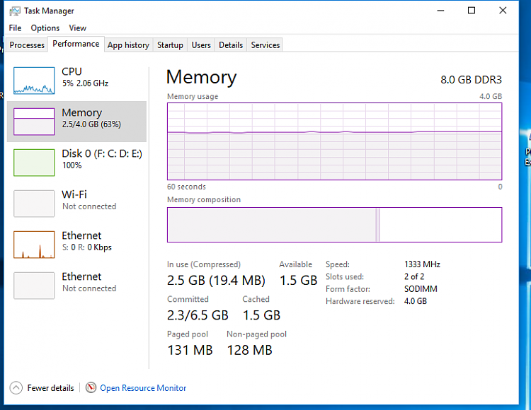 Windows 10 Not Using All Of Memory Windows 10 Forums