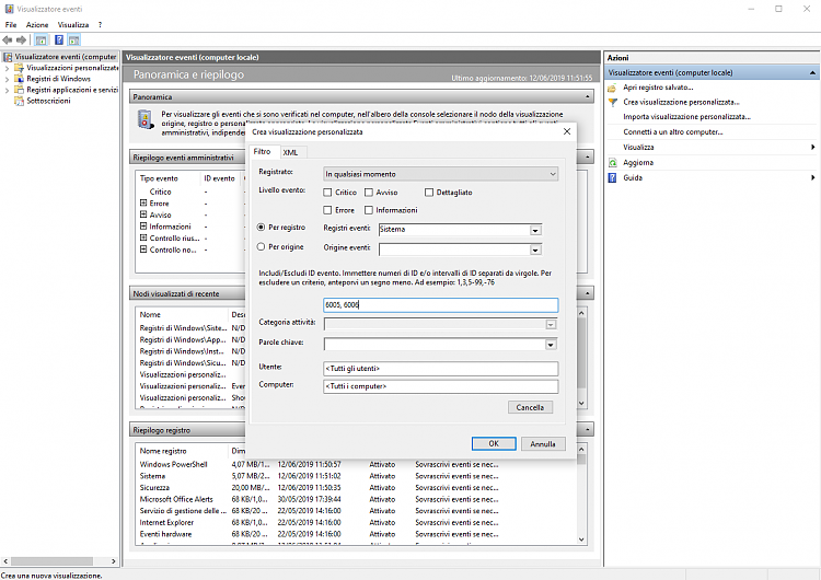 Event Viewer (MCC exe) crashes 'System IO IOException' Solved