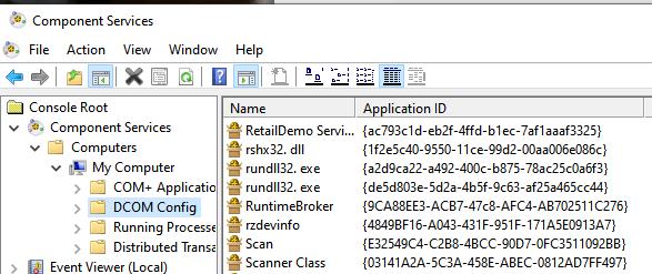 DUplicate rundll32.exe in DCOM-dcomproblem2.png
