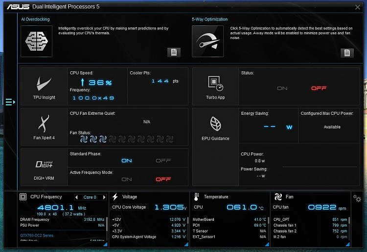 Occasional BSOD Issue - OC 36% - Didn't cause issues before-ai-overclocking.jpg