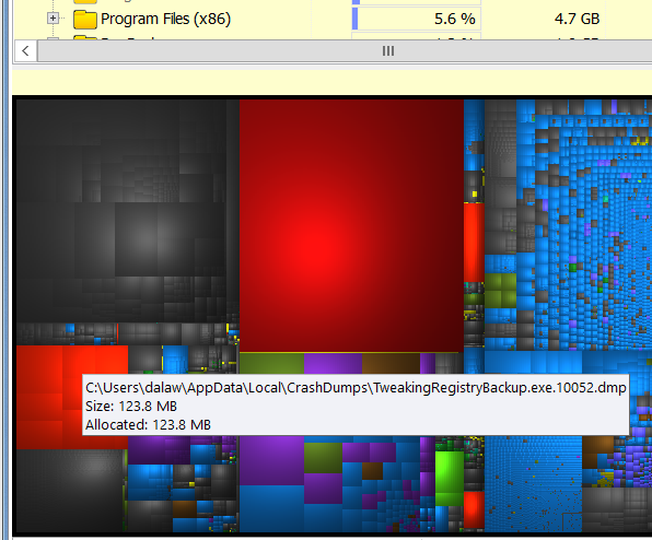 """Windows 10- Problem: Unaccessable Space """" 349 Gigs"""" on Data Drive-2.png"""