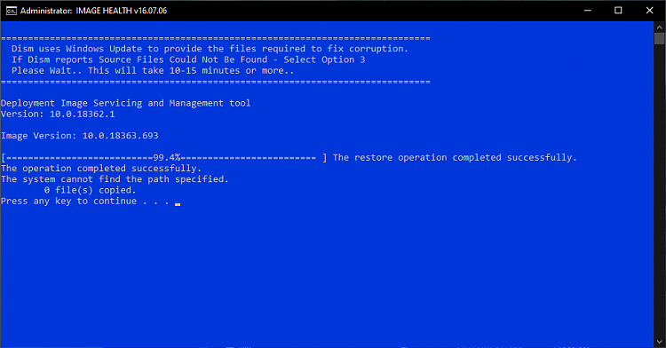 DISM/SFC-Scannow Command Prompt Tool not creating 'SFC Detail file..-2020-03-05.png