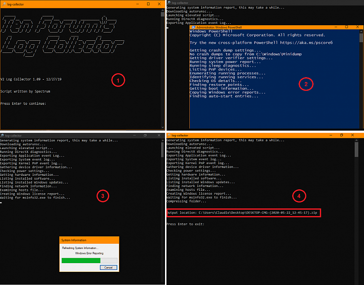 Slow Windows 10 Pro boot version 1903-v2-log-collector-images-joint.png