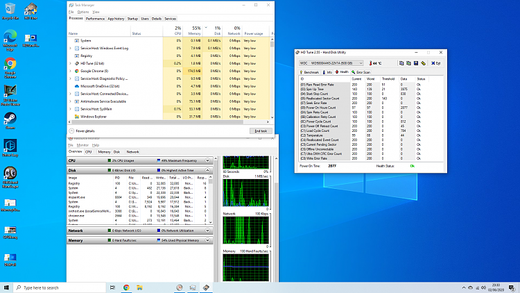 Nearly Maxed CPU, Memory, and Disk-hdtunehealth.png