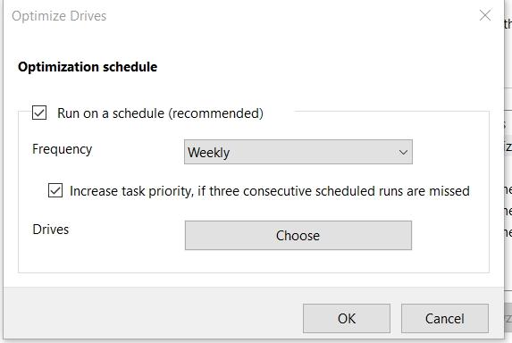 Hướng Dẫn Cách Chống Phân Mảnh Ổ Cứng Windows 10 - VERA STAR
