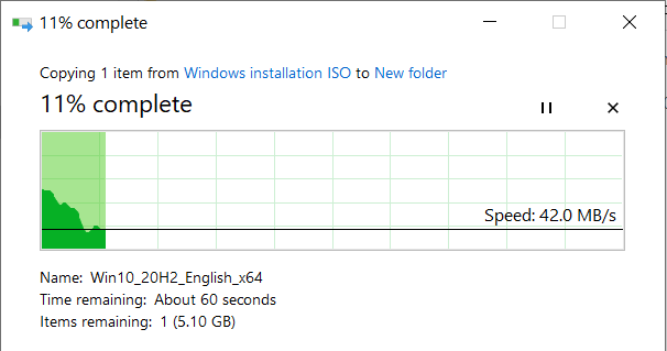 Disk 100% Used Issue, post Windows 10 Update...-transfer-rate.png
