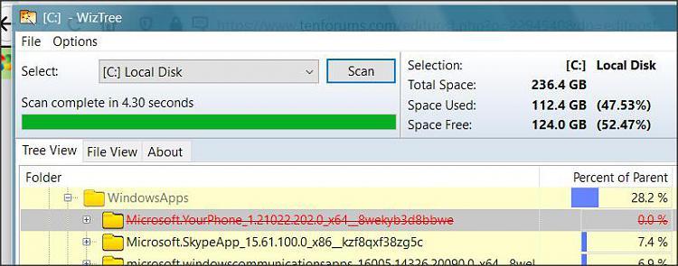 How to clean up WindowsApps folder?-1.jpg