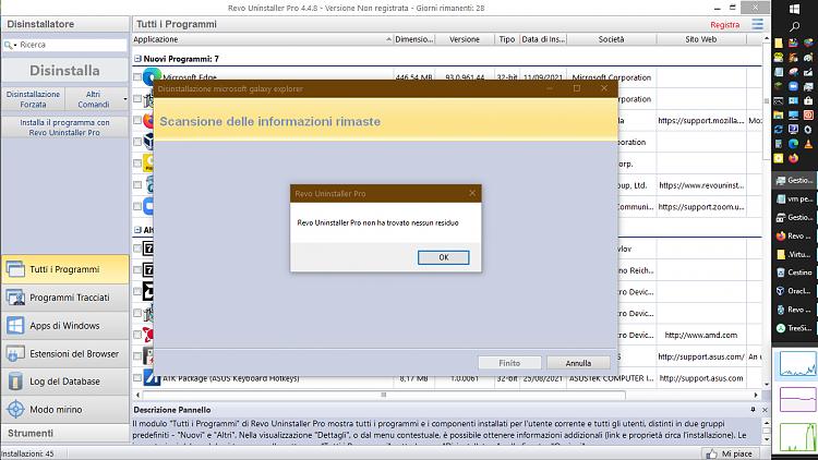 How to clean up WindowsApps folder?-disinstallazione_forzata_dopo.png
