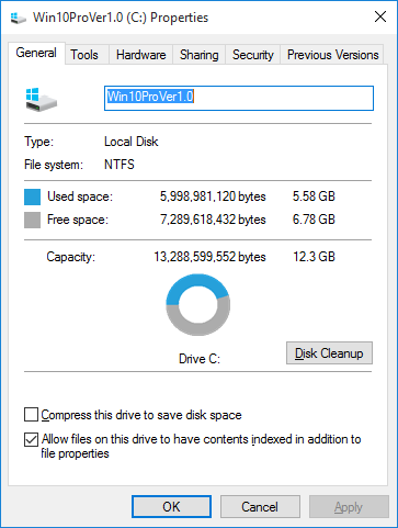 Windows 10 Pro Custom Installation-install-size-after-cleanup.png