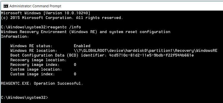 LOST troubleshooting option, advanced settings-capture.jpg