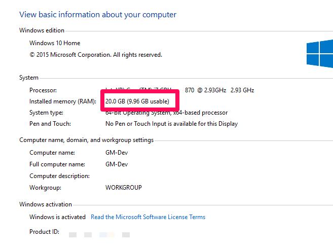 windows 10 not using full ram.png