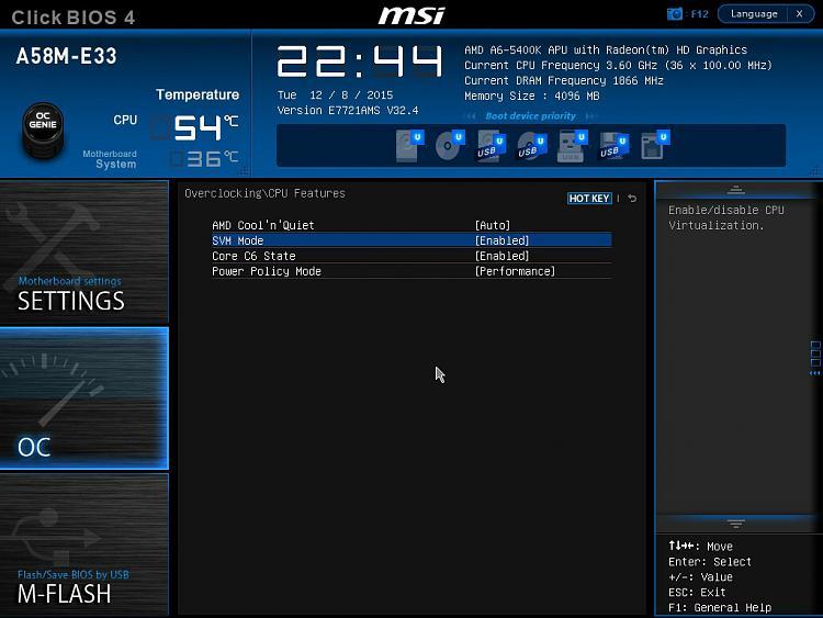 Msi X470 Virtualization