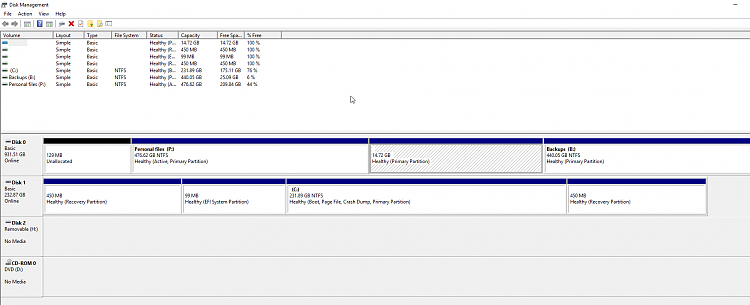 Click image for larger version.  Name:disk managment.PNG Views:22 Size:46.9 KB ID:60730