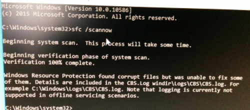 CBS LOG problems with my PC crashing  - Windows 10 Forums
