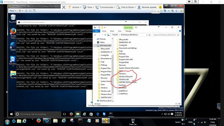 Click image for larger version.  Name:TEAM VIEWER Folder Rename Windows_Old Double Jeopardy.jpg Views:4 Size:232.1 KB ID:65096