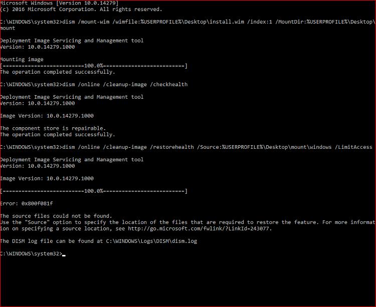 Click image for larger version.  Name:dismCapture.PNG Views:1 Size:38.2 KB ID:68064
