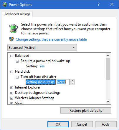 Audio and Video freezing, lagging and cutting out (Windows 10