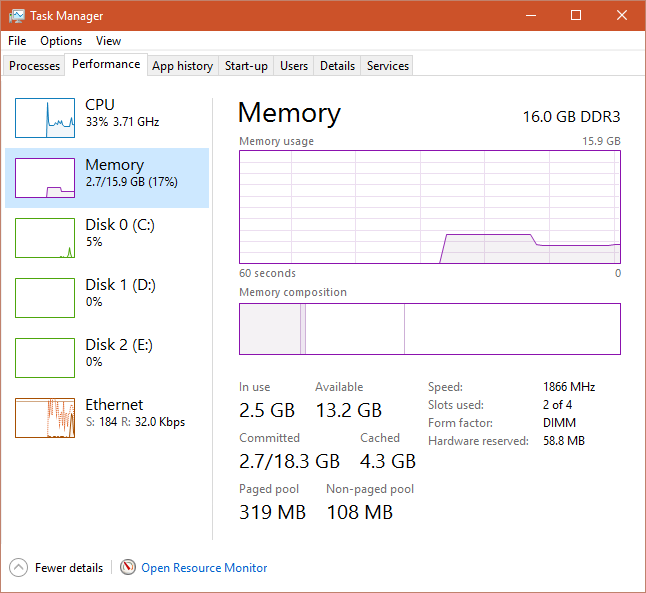 Click image for larger version.  Name:memoryusage.PNG Views:98 Size:27.9 KB ID:91848